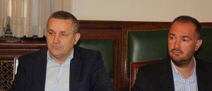 Miodrag Linta i Ivan Kostić