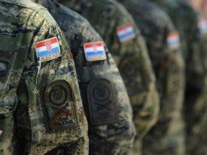 Hrvatska vojska - mobilizacija FOTO: nezavisne.com