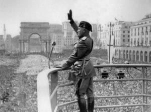 Бенито Мусолини Фото: Wikipedia Commons