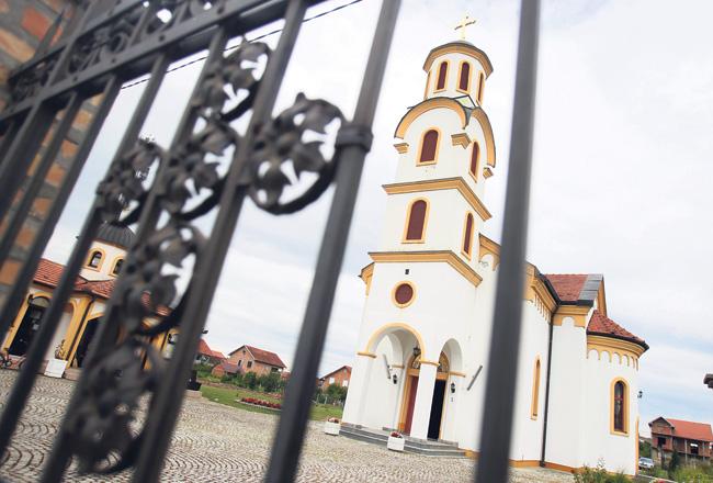 Nova crkva posvećena je Ćirilu i Metodiju