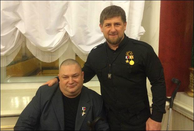 Čagin i Ramzan Kadirov