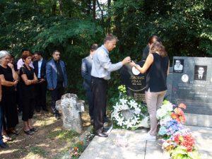 Goraždevac - Odata počast ubijenoj srpskoj djeci (arhiva)  Foto: SRNA
