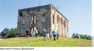 Hram Svetog Stefana u Donjoj Bačugi