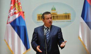 Dačić: Zapadu ne odgovara istina i zato ćuti