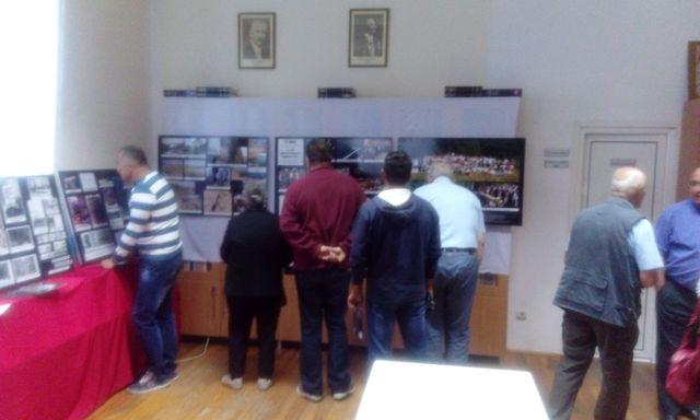 """U Narodnoj biblioteci u Rogatici otvorena je izložba """"Moje Jadovno"""", čijih 15 panoa pokazuju istinu o stradanju Srba za koju se dugo nije znalo"""