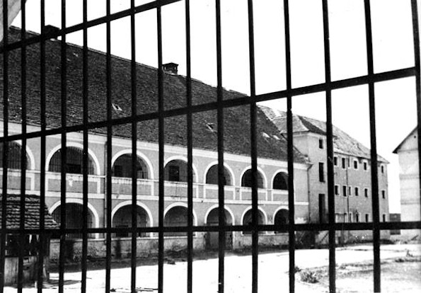 """Logor """"Stara Gradiška"""" bio je dio zloglasnog Jasenovca. Mjesto na kojem je svirepo ubijen vojvoda Đurišić"""