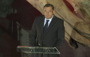 Predsjednik Republike Srpske Milorad Dodik