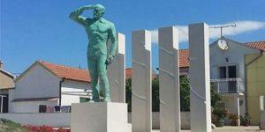 Spomenik teroristi Miru Barešiću