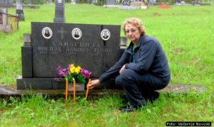 Nada Bodiroga se nada da će sahraniti bar kosti roditelja