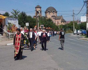 U Kaluđerici kod Beograda danas je služen parastos ubijenim nevinim srpskim civilima capraških sela na Baniji u Hrvatskoj 1991. godine