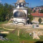Radovi na spomen-kosturnici u Livnu