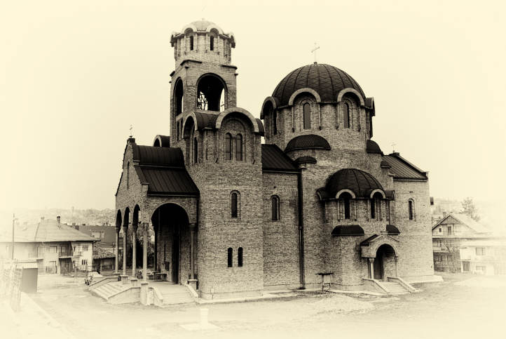 Hram Sv. Joakima i Ane u Kaluđerici