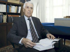 Akademik Vasilije Krestić Foto N. Fifić