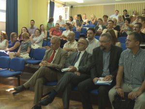 Banja Luka - sastanak profesora Foto: RTRS