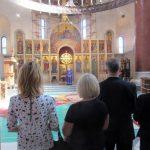 Pomenom za 88 žrtava i prisluživanjem svijeća danas je u Crkvi Svetog Marka u Beogradu odata počast Srbima koje su hrvatske snage na monstruozan način ubile u Medačkom džepu 9. septembra 1993. godine