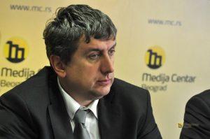Branko Radun  (foto: Medija centar Beograd)