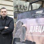 """Denis Bojić, reditelj dokumentarnog filma """"Djeca"""""""