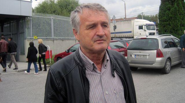 Član Kolegijuma direktora Instituta za nestala lica BiH Milutin Mišić