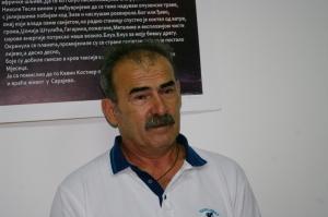 Smrti se više ne broje: Nedeljko Zelenović Foto: V.Sekulić