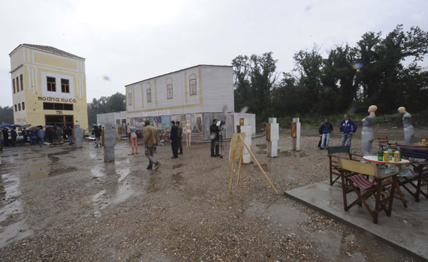 Nikinci: Rekonstrukcija eksplozije na Tuzlanskoj kapiji