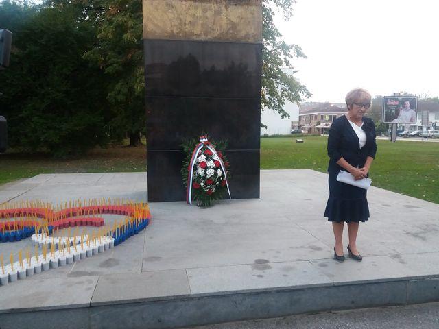 Predsjednik Organizacije porodica zarobljenih i poginulih boraca i nestalih civila Prijedor Zdravka Karlica
