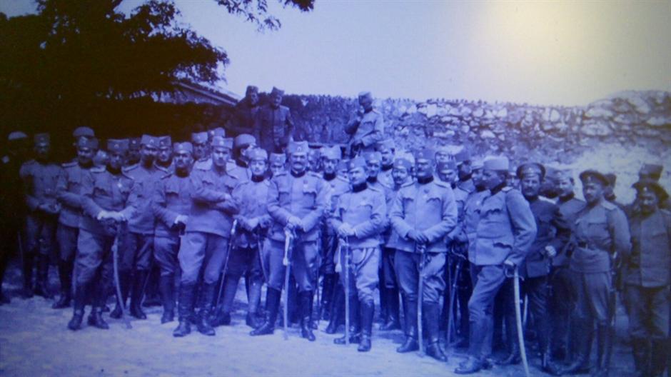 Prva srpska dobrovoljačka divizija  Foto: Udruženje 1912-1918/Vojni muzej