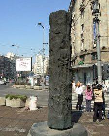 Spomenik obešenim rodoljubima 1941 u Beogradu