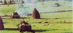 Tenkovi u polju
