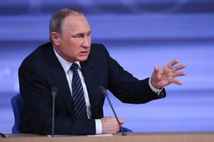 Vladimir Putin (Foto: Sinhua)