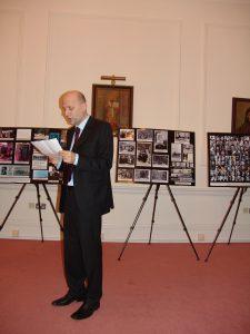 Ambassador Ognjen Pribicevic