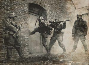 Njemački vojnici