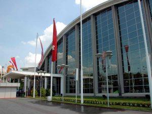 Beogradski sajam (Foto: panoramio.com)
