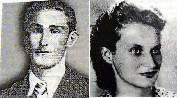 Dimitrije Bulajić i Dragica Pravica