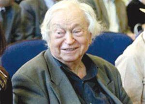 Душан Каназир, предсник САНУ у време настанка Меморандума