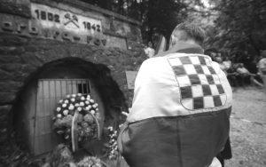 Viktimizacija kolaboracionista podrazumijeva relativizaciju njihove odgovornosti – komemoracija u Hudoj Jami Foto: Srđan Živulović/FA Bobo/PIXSELL