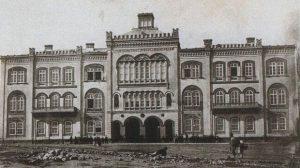 Kapetan Mišino zdanje u kome je zasedao Sud časti