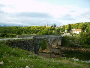 Kosinjski most-mjesto gdje je uhapšena Marica i ostali