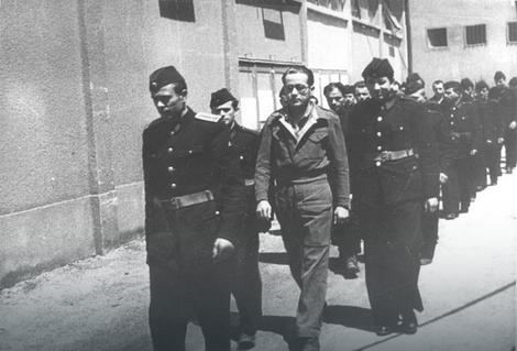 Ljubo Miloš na suđenju Foto: Wikipedia / Wikipedia