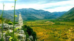 Manastir Zavala – FOTO: GORAN LUČIĆ/SLOBODNA HERCEGOVINA