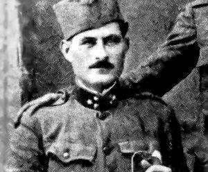 "Mihailo Žunić (Foto: ""Juriš u porobljenu otadžbinu"")"