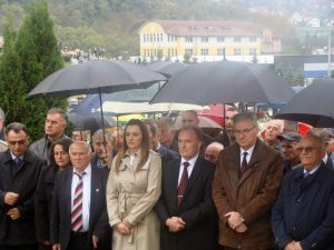 U Mrkonjić Gradu danas je obilježena 21 godina od stradanja Srba u zapadnoj Krajini 1995. godine