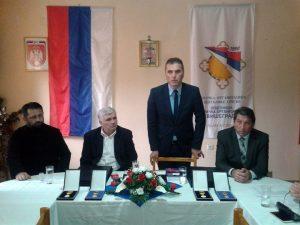 Predsjednik Predsjedništva Boračke organizacije Republike Srpske Duško Miletić uručio je odlikovanja porodicama osam poginulih boraca Vojske Republike Srpske iz Stare Hercegovine, koje je predsjednik Srpske Milorad Dodik posthumno odlikovao Medaljom zasluga za narod