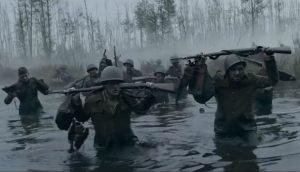 """Scena iz filma """"Volinj"""" Vojćeha Smažovskog o masakrima desetina hiljada Poljaka"""