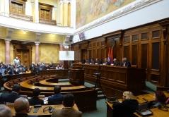 6. oktobar 2016. Treća sednica Odbora za dijasporu i Srbe u regionu