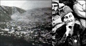 Užice iz vremena kada je Ljubica krenula u Veliki rat