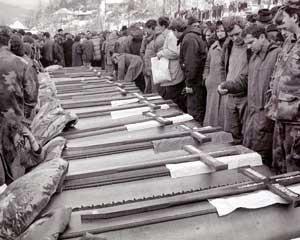 Zločin hrvatske vojske u Mrkonjić gradu 1995.