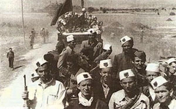 Uvek na strani neprijatelja Srba: Albanci kao deo nemačkih jedinica u 2. svetskom ratu