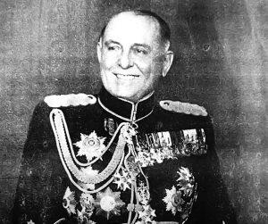 Дивизијски генерал Петар В. Арачић (Фото: Лична архива)