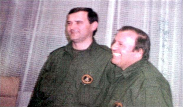 Đuro Matuzović i Todo Orsolić