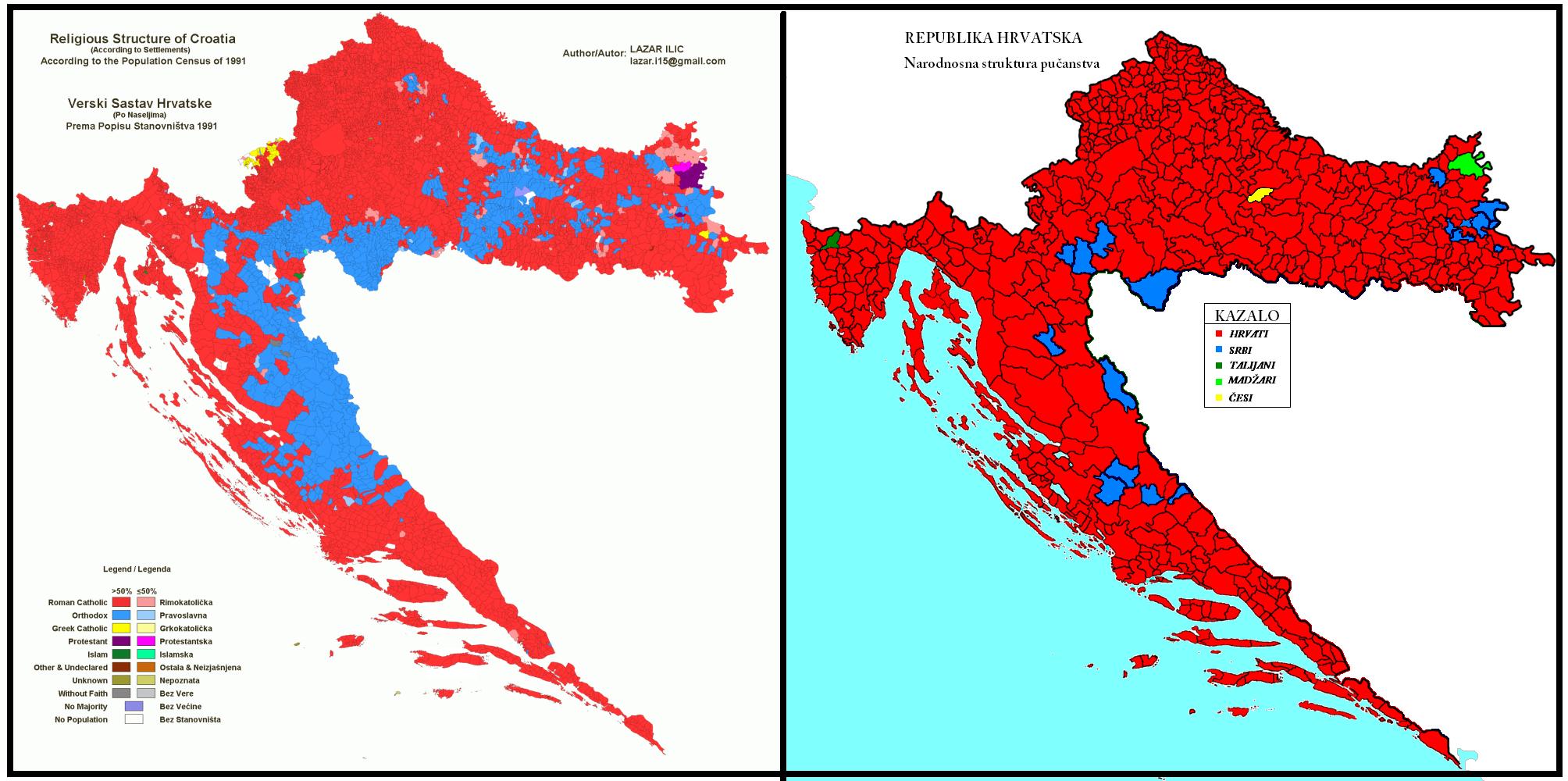 Etnička podjela